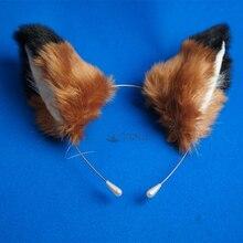 Athemis Zootopia Zootropolis Judy Hopps 코스프레 수제 액세서리 머리 장식 머리띠 귀 머리핀 꼬리