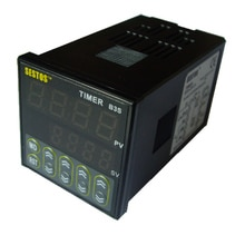 Sestos-interrupteur de relais temporisé   Temporisation numérique 12-24V Omron relais Ce B3S