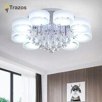 Modern LED Pendant Lights bedroom living room minimalist restaurant pendant Lamp Fixtures Nordic clothing decor Canister light