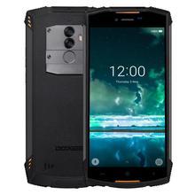 DOOGEE S55 Smartphone robuste IP68 étanche à la poussière 5.5 pouces 4GB RAM 64GB ROM 5500mAh batterie téléphone portable