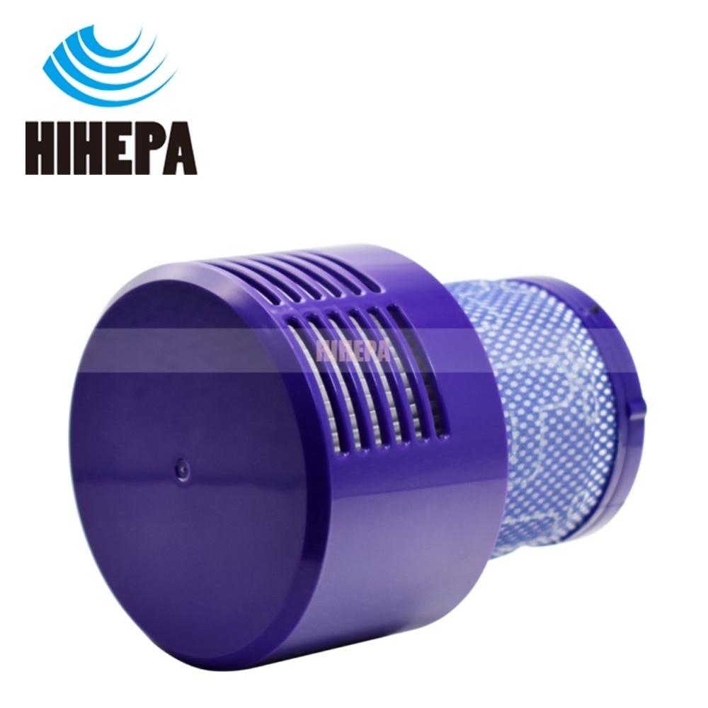 1 paquete de filtro HEPA de repuesto para Dyson V10 SV12 pieza de aspiradora #969082-01