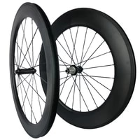 38mm50mm and 60mm88mm and 50mm88mm carbon wheels 700c road bike carbon clincher tubeless tubular bicycle wheel soloteam