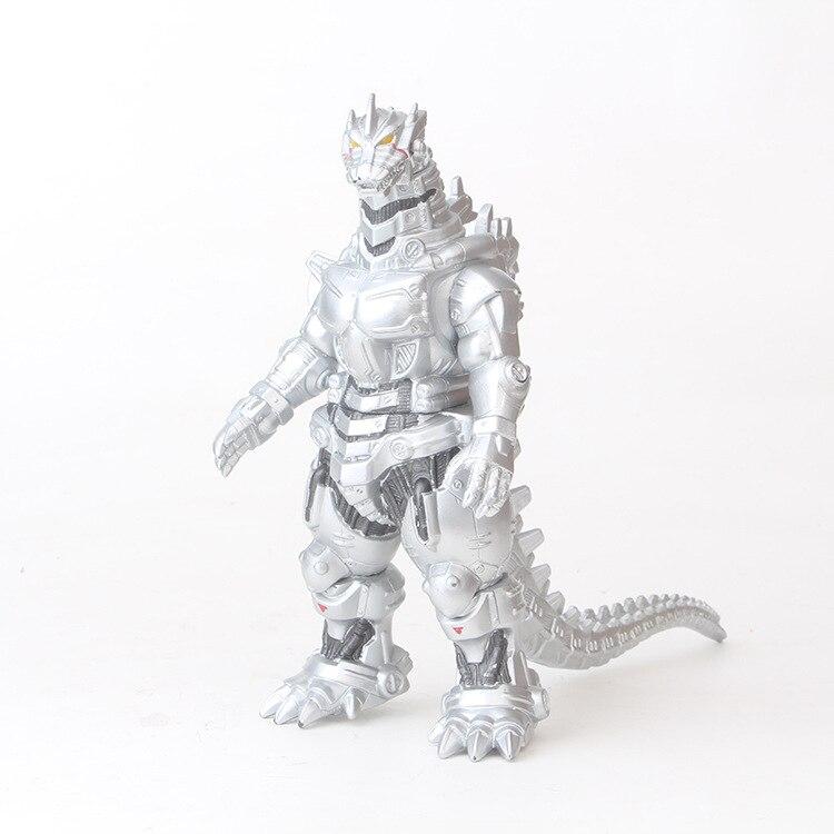 Mecha Godzilla PVC figura de acción de juguete de modelos coleccionables 17cm