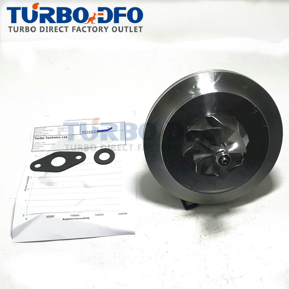 Turbocompresor CHRA 53049880025 53049880026 núcleo para Cartucho de turbina 078145703M para Audi RS 4 V6 Biturbo 2,7 T 280 Kw de la Asociación/AZR 2000-
