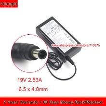 سريع مجاني 19V 2.53A A4819_FDY A4819FDY مكبرات الصوت من امدادات الطاقة لسامسونج التلفزيون رصد HW-M360 HW-K430 UA32J4088AJXXZ