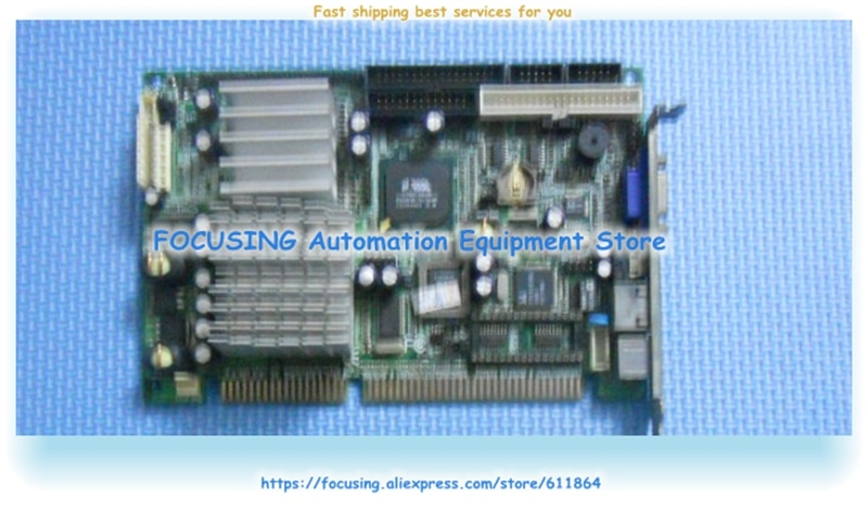 ISA حافلة NORCO-6532 المتكاملة منخفضة الطاقة دعم اللوحة الصناعية