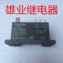 Relais de 92S11A22D-24 24VAC 30A