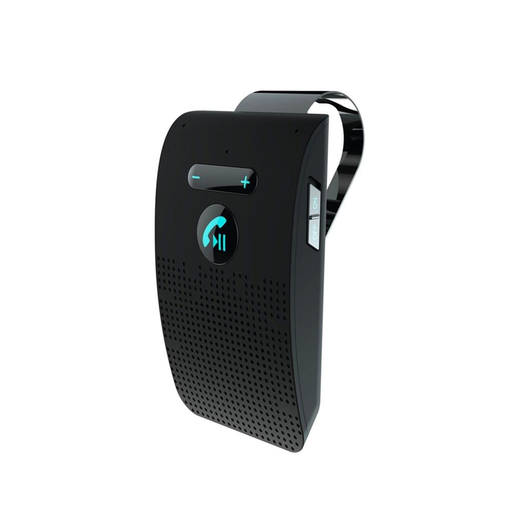 Coche Bluetooth receptor manos libres coche Bluetooth parasol Altavoz Bluetooth coche Kit multipunto altavoz