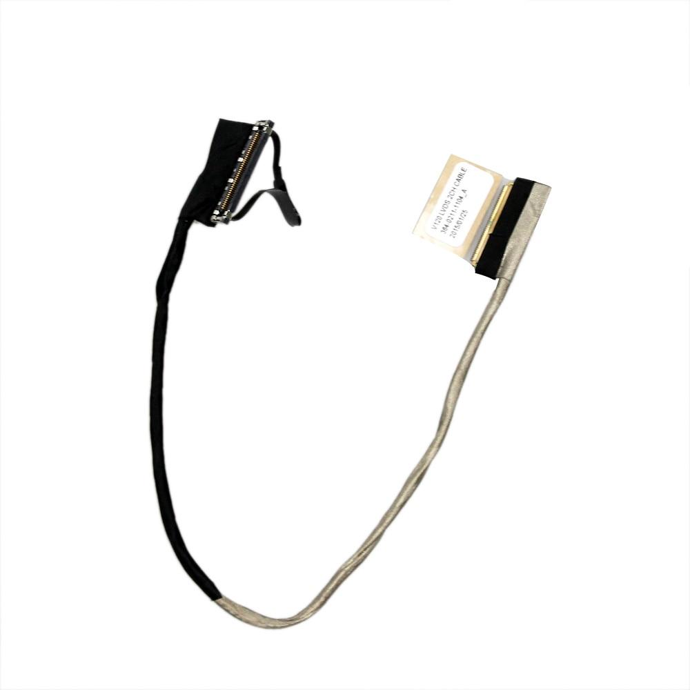 For Sony Vaio SVS13 SVS13A series SVS131C24 SVS131E1DL SVS13A190X SVS13AB1GL LCD V120 LVDS 2CH Cable 364-0211-1104_A
