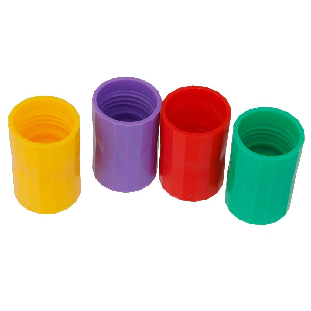 Connecteurs de bouteilles à Vortex Tornado   Tube à Cyclone aléatoire de 4 pièces