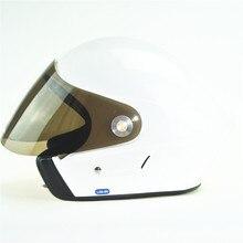Paragliding helmet Open face Hang gliding helmet Paraglider helmet White colour EN966