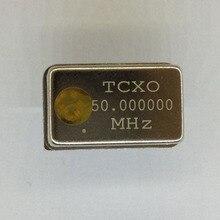 1 шт./лот 50,000000 МГц TCXO50MHZ 50 м 50,000000 0.1PPM TCXO активный кристалл осциллятор DIP4 Новый/Быстрая доставка 2018