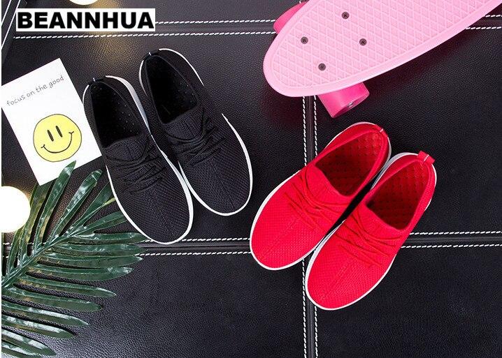 BEANNHUA 2018 nuevos zapatos para correr para mujeres, zapatillas de deporte para mujeres, zapatos deportivos para estudiantes, venta al por mayor y al por menor, acepta triangulación de envío