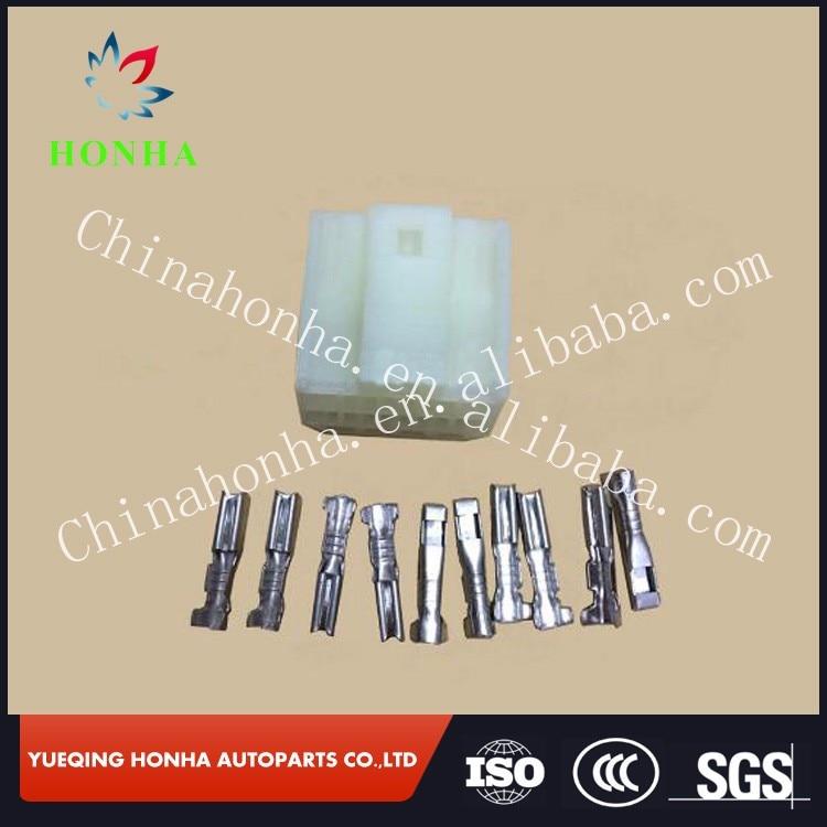 10 conectores de cable sin sellado serie auto 2,3mm (090) F 6090-1220
