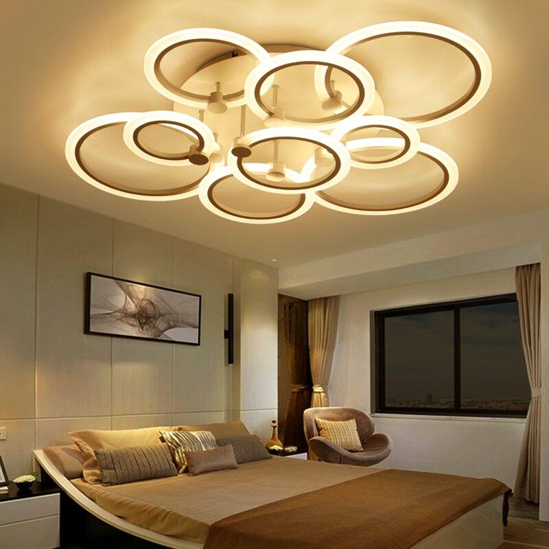 Lámparas De Techo Plafonnier, lámpara Led, lámparas De Techo luminación, luz para...