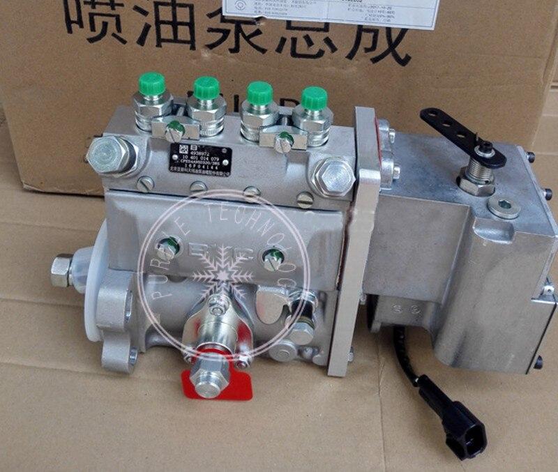 Diesel injectie pomp 4938972 voor BYC Cummins 4BT generator