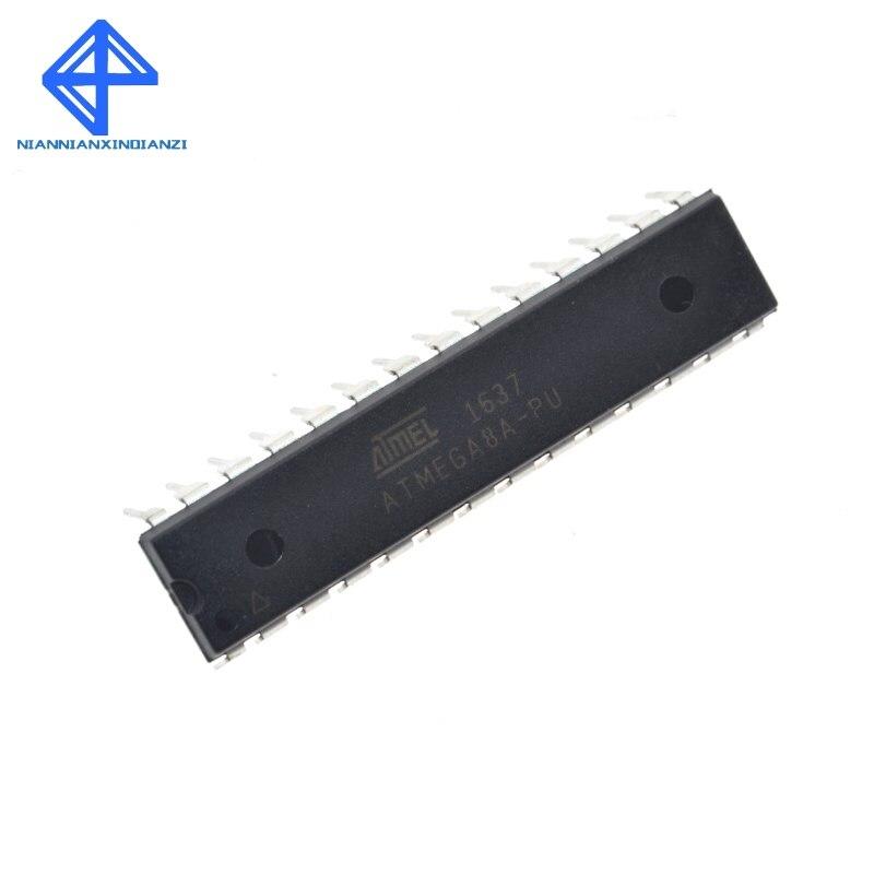 1 Uds ATMEGA8A-PU microcontrolador DIP-28 MCU AVR nueva buena calidad