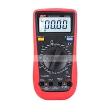 Цифровой ручной мультиметр UT890D, RMS REL, переменный/постоянный ток, измеритель частоты
