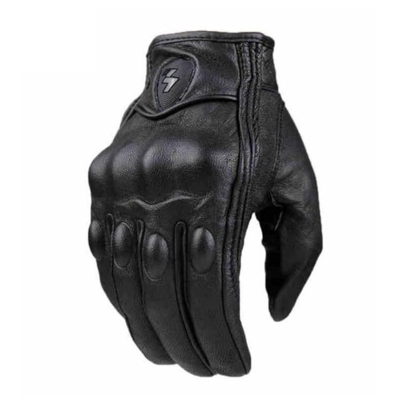 New Motorcycle Gloves real leather Touch Screen Men Women Motocross waterproof bike Gloves Moto glove Motocross stars gants moto