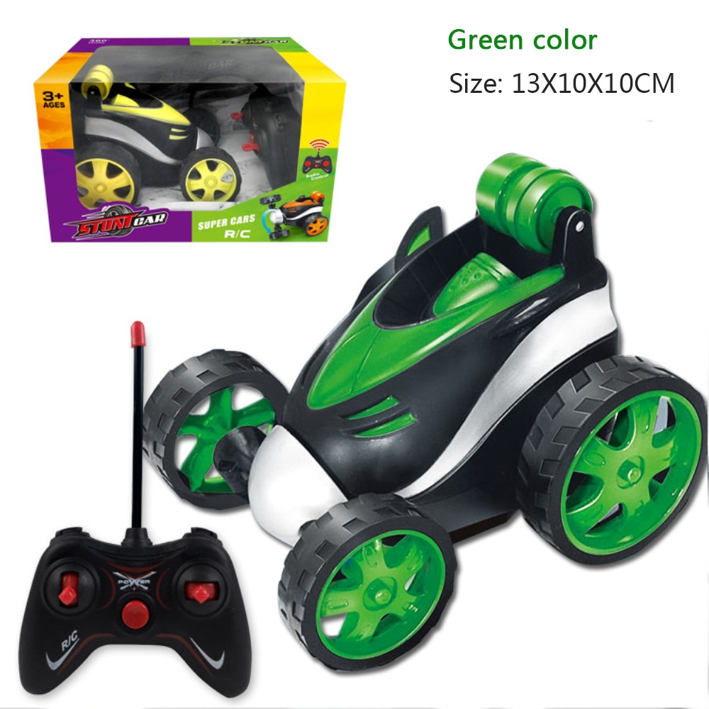 Stunt Dancing RC Car Tumbling Electric Controlled Mini Car Funny Rolling Rotating Wheel Vehicle Toys For Children Birthday Gifts enlarge