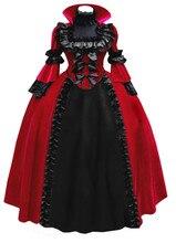 Classic Victorian Dresses Vintage Dress Queen Gothic Lolita jsk Tutu Party Club Prom Princess Elegant Cosplay Dress