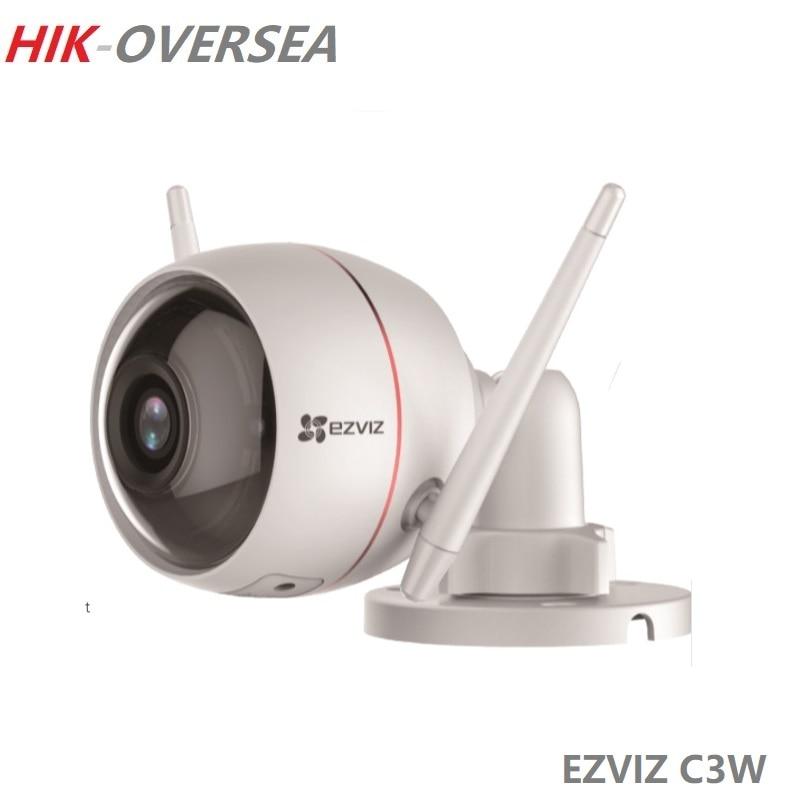 HIKVISION EZVIZ C3W ezGuard 1080P Husky Air Wall-mounted Outdoor Wi-Fi Camera Two-way Audio Sound Alarms for Enhanced Defense