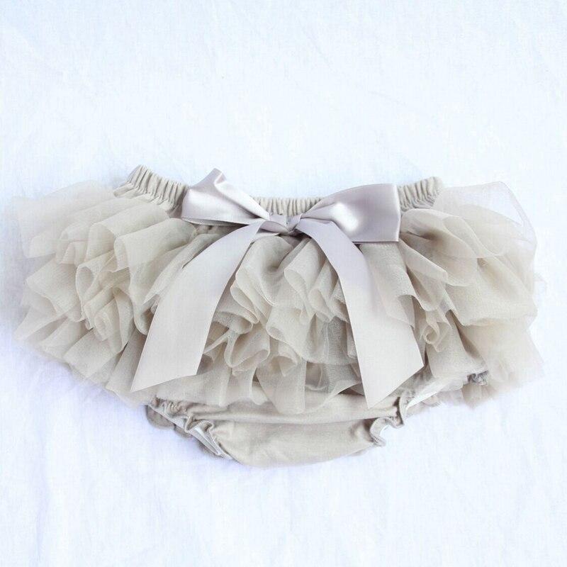 Falda pantalones cortos de algodón para bebé de gasa con volantes pantalones bombachos bonitos cubierta Del Pañal Del Bebé de flores para recién nacidos pantalones cortos de satén de verano de moda para niños