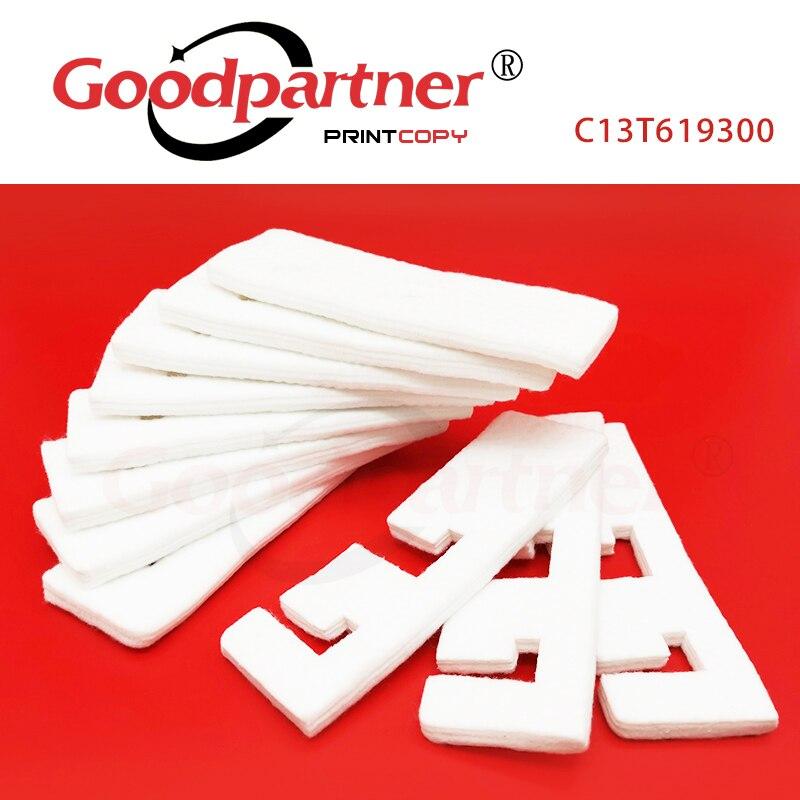 10X T3000 T5000 T7000 Wartung Box Pad ABFALL TINTE TANK SCHWAMM für Epson SureColor SC T3070 T3200 T3270 T5200 T7070 t7200 F6000