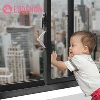 eudemon children safety high quality child safe locks easy kids baby safety security sliding window locks for push pull door