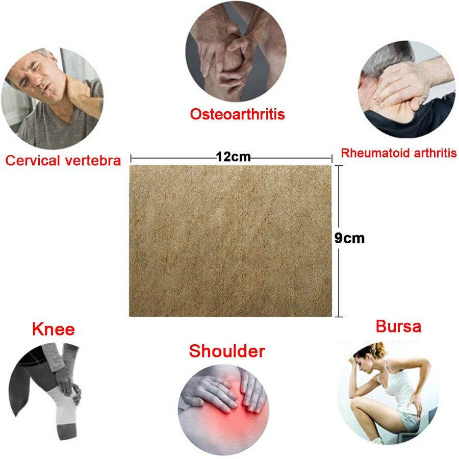 Купить с кэшбэком 8pcs/bag Herbal Medical Pain Plaster Body Massager To Relief Arthritis Joint Pain Rheumatism Shoulder Pain Patch New 2020