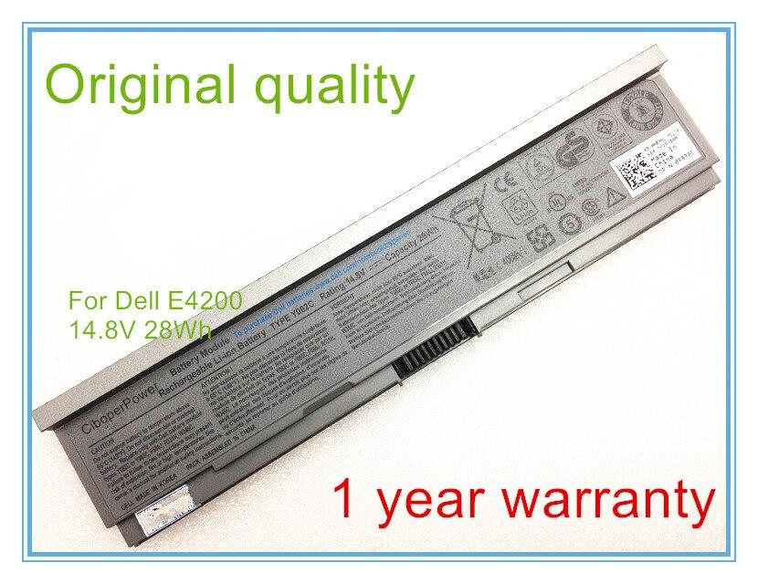 14.8V 28Wh Original Battery For E4200 00009 312-0864 451-10644 453-10069 F586J R331H R640C R841C W343C