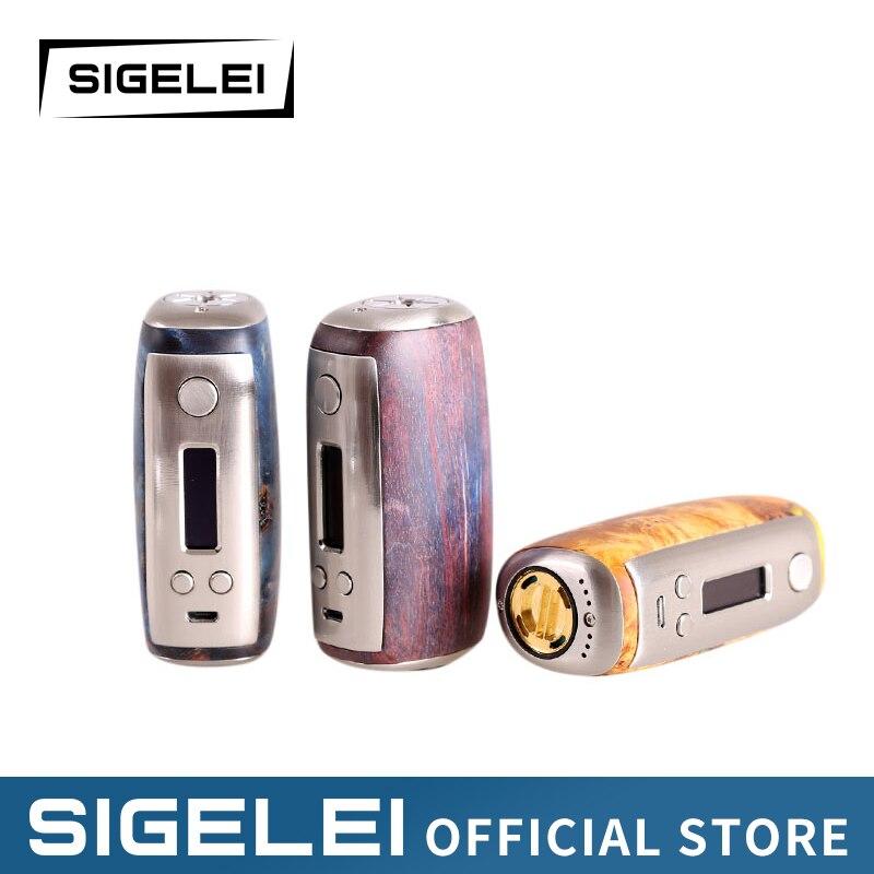 Vape Mod Sigelei tailor e electronic cigarette mod very nice! Sigelei Swallowtail 75A