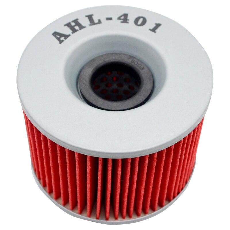 Motorrad Teile Öl Filter Für KAWASAKI ZG1000 CONCOURS 1000 ZG1200 VOYAGER ZL600 ZL400 ZL1000 ZL900 ELIMINATOR 600 900 1000