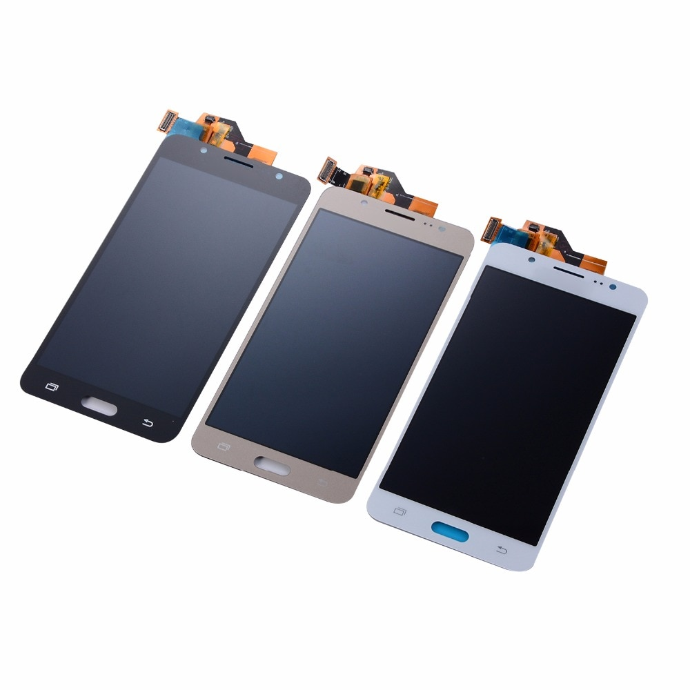 Für Samsung Galaxy J7 2016 J710 J710F J710M J710MN J710H/DS LCD Touch Screen Digitizer Display (Produkt hat getestet)