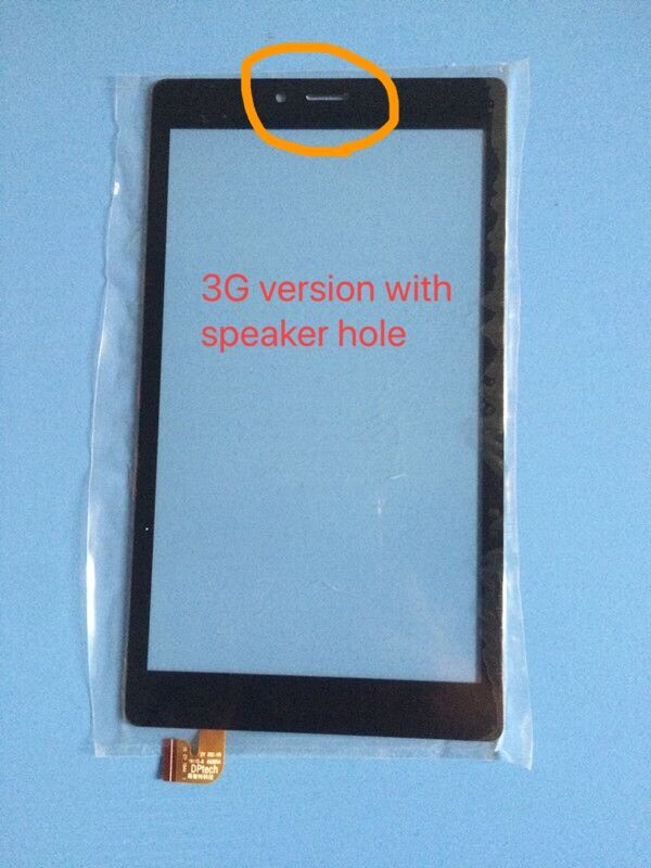 7 NEUE tablet pc Alcatel ONETOUCH Pixi 4 7 8063 3G wifi version digitizer touchscreen glas sensor