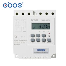 380V LCD digital multi-zweck drei-phase programmierbare control power timing schalter motor timer