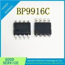 10 pièces/lot BP9916C BP9916 9916C SOP-8 LED courant CONSTANT puce dentraînement PROTECTION contre les courts-circuits régulation de surchauffe
