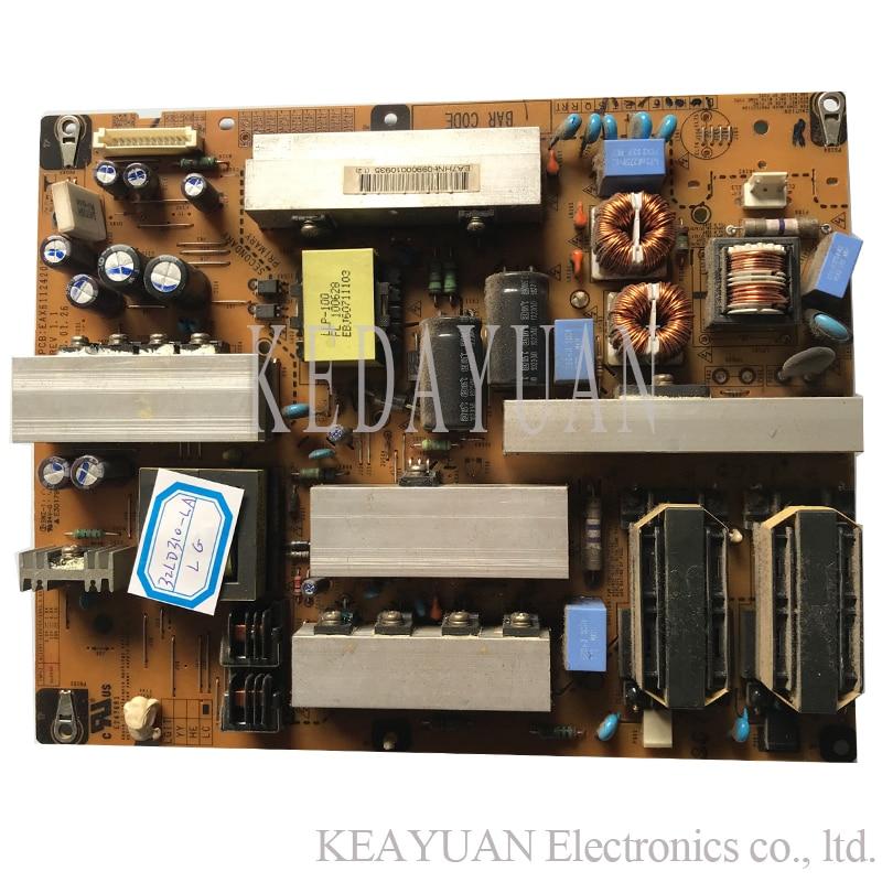 Envío Gratis 100% prueba para LG 32LD325C 32LD320-CA placa de potencia EAX61124202/2 3 TU68C9-9B un
