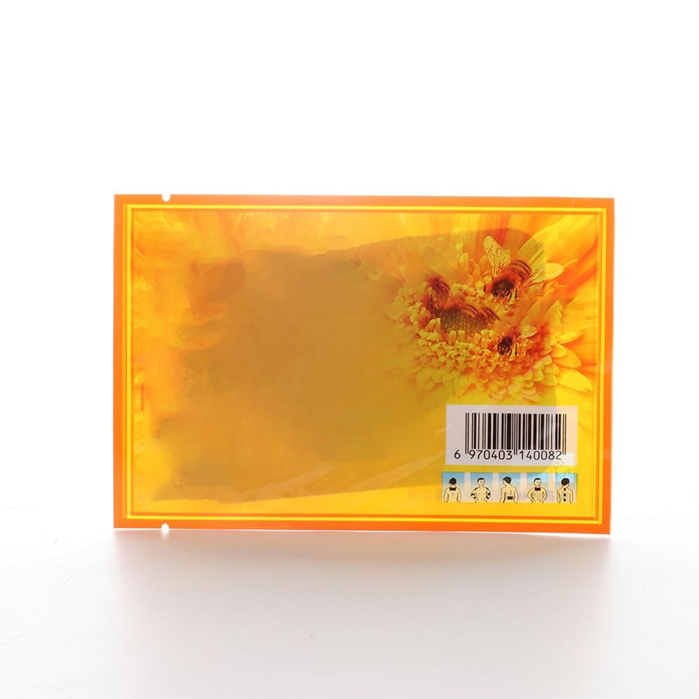 20 шт./лот натуральный травяной пчелиный яд штукатурка лечение боли в суставах патч для шеи и спины