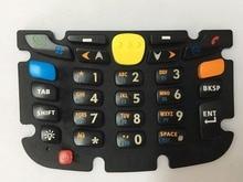 100% протестированная Новинка для Symbol MC55 MC55A0 резиновая клавиатура 27 клавиш цифровая клавиатура