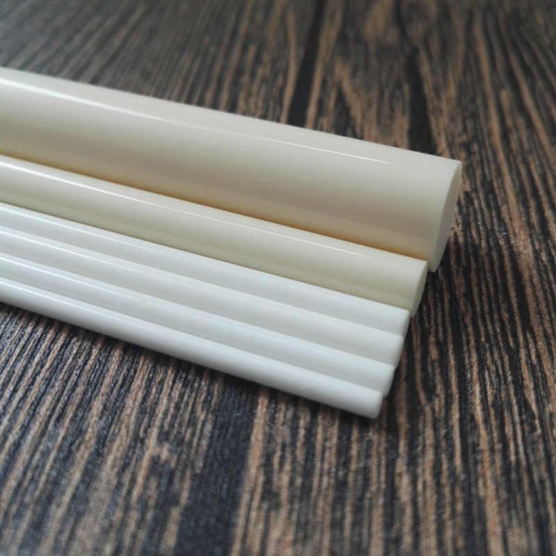 Varillas De Cerámica De Alúmina Resistentes A La Abrasión Y A La Corrosión Varillas De Corindón 99 Sólidas Bridas Aliexpress