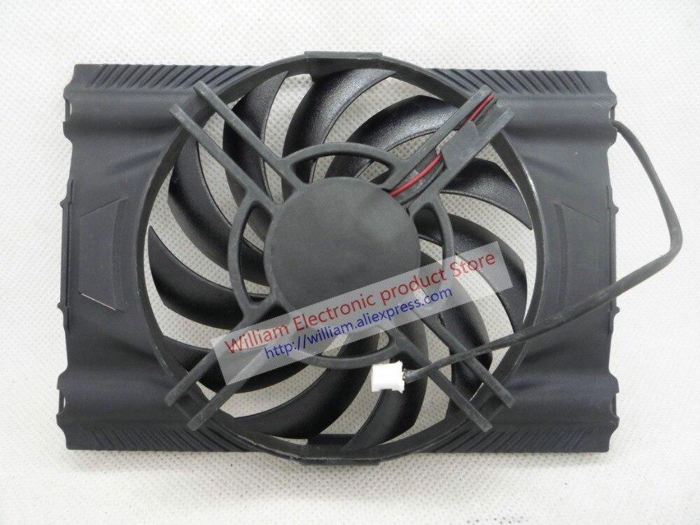 Новый оригинальный охлаждающий вентилятор FONSONING для видеокарты GeForce GTX 650 [N650-1GD5 / OCV1] GTX650