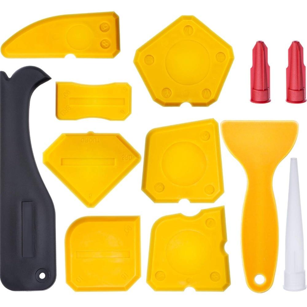 Профессиональный силиконовый герметик, шпатель, инструмент для полировки, инструмент для герметизации