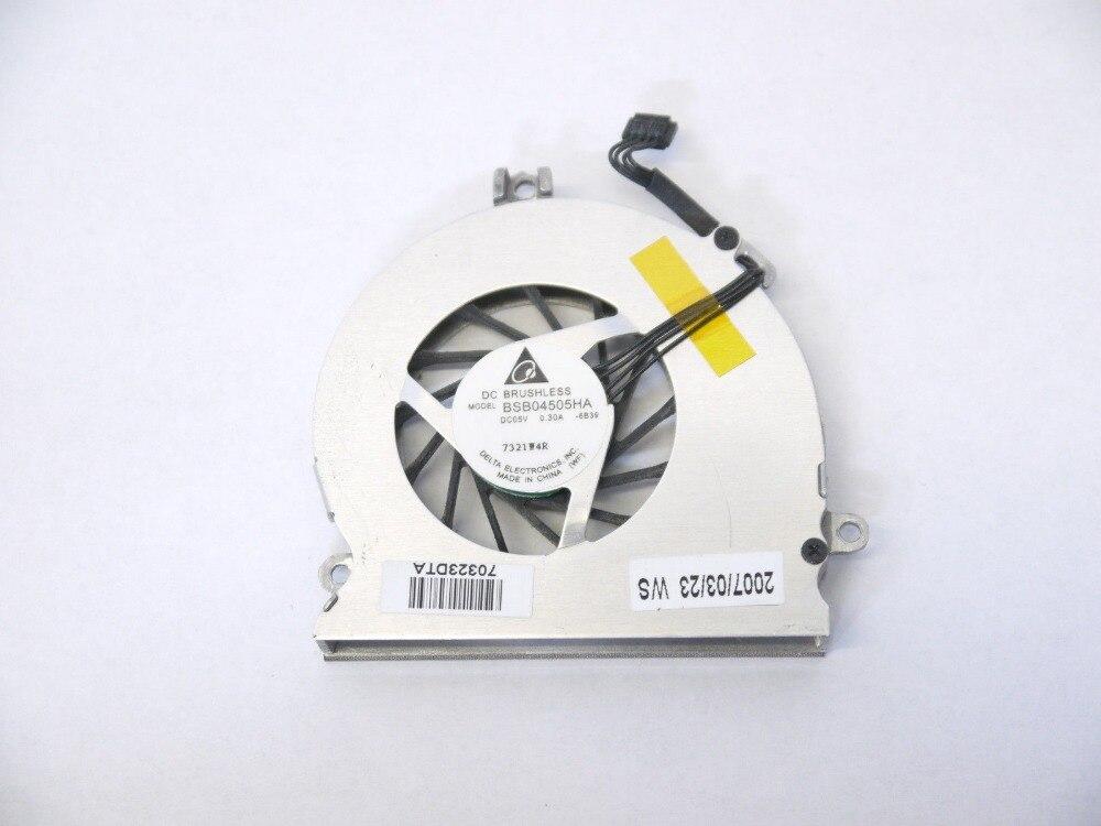 Ventilador para Apple Macbook A1181 para MB945 placa madre portátil ventilador enfriador de refrigeración GB0506PGV1-A 13. V1.B1828. F. GN