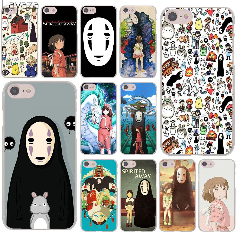 Lavaza Chihiro No cara de hombre Haku Chiharu funda de teléfono dura caso para iPhone XR X 11 Pro XS Max 8 7 6S 6 5 5S SE 4S 4 10