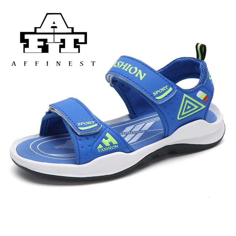 Sandalias de verano para niño, zapatos de playa chicas, sandalias casuales para niños, sandalias deportivas de moda para niños, sandalias de Punta abierta con bonificaciones mágicas, zapatillas