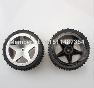 Free shipping 2pcs high quality tires L959-01/02 for Wltoys L959 / L202