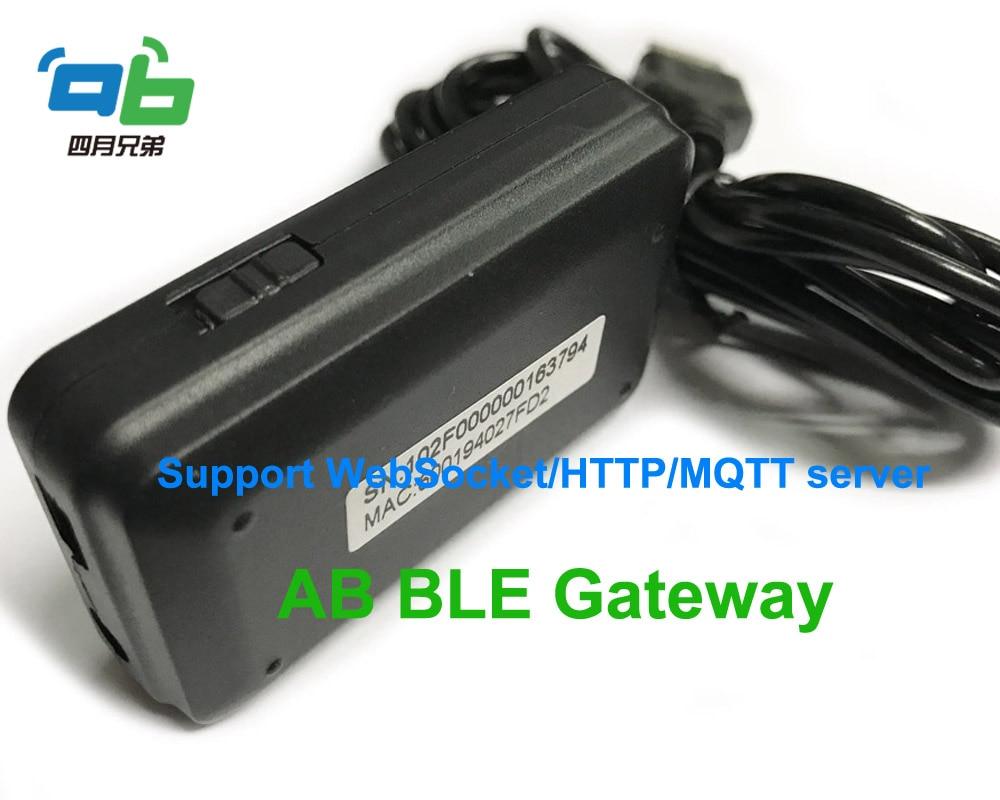 Ausverkauf AB BLE Gateway 2,0 BLE zu WiFi Brücke