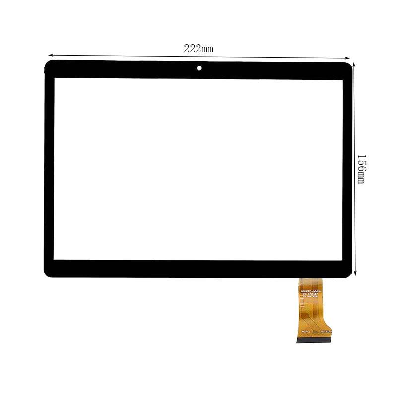 Nuevo Cristal de Digitalizador de pantalla táctil de 9,6 pulgadas para Tablet...
