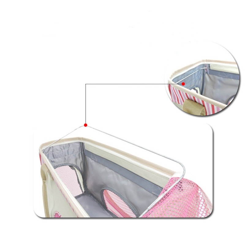 Pet Dog Fashion Breathable Handbag Outdoor Travel Carries Foldable Single Shoulder Bags For Small Cats Dogs PB748